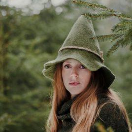 kapelusz filcowy kapelusz włóczykija