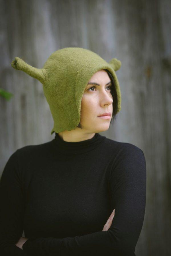 czapka Shreka