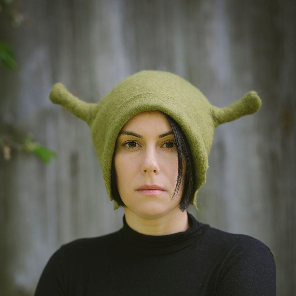 czapka-shreka