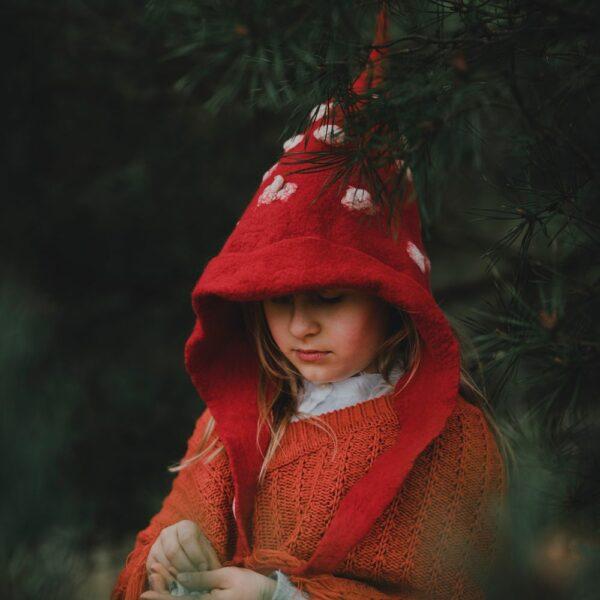 czapka-muchomorek